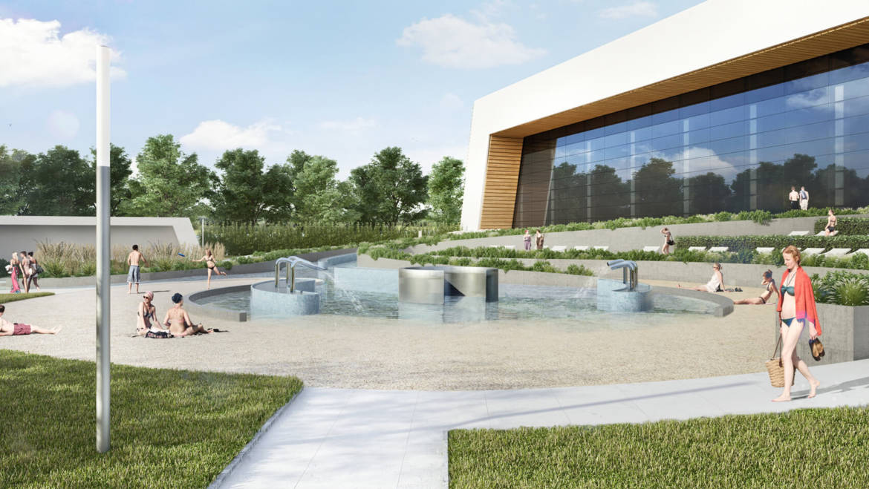 22 wykonawców chce zaprojektować szczeciński aquapark